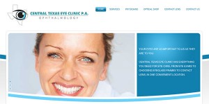 Logo makeover, patient forms, location map